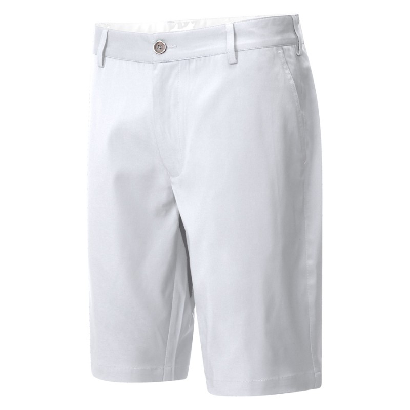 JRB Men's Golf Shorts - White