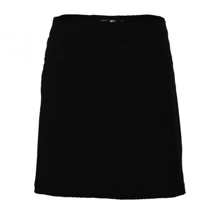 JRB Women's 'Pull On' Golf Skort - Black