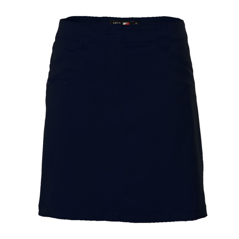 JRB Women's 'Pull On' Golf Skort - Navy