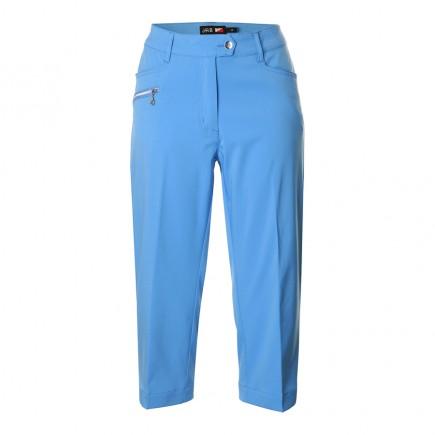 JRB Women's Golf Capri Trousers - Blue
