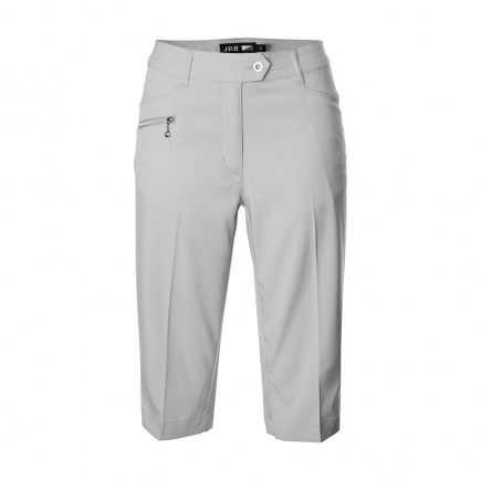 JRB Women's Golf City Shorts - Light Grey