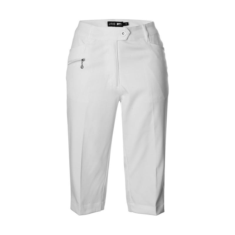 JRB Women's Golf City Shorts - White