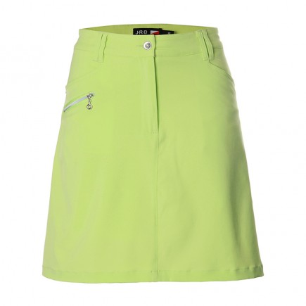 JRB Women's Golf Skort - Lime Green