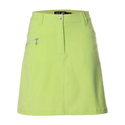 JRB Women's Golf Skort - Lime Green