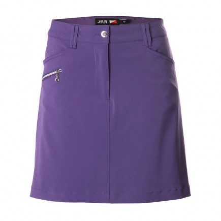 JRB Women's Golf Skort - Purple