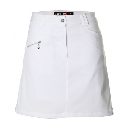 JRB Women's Golf Skort - White