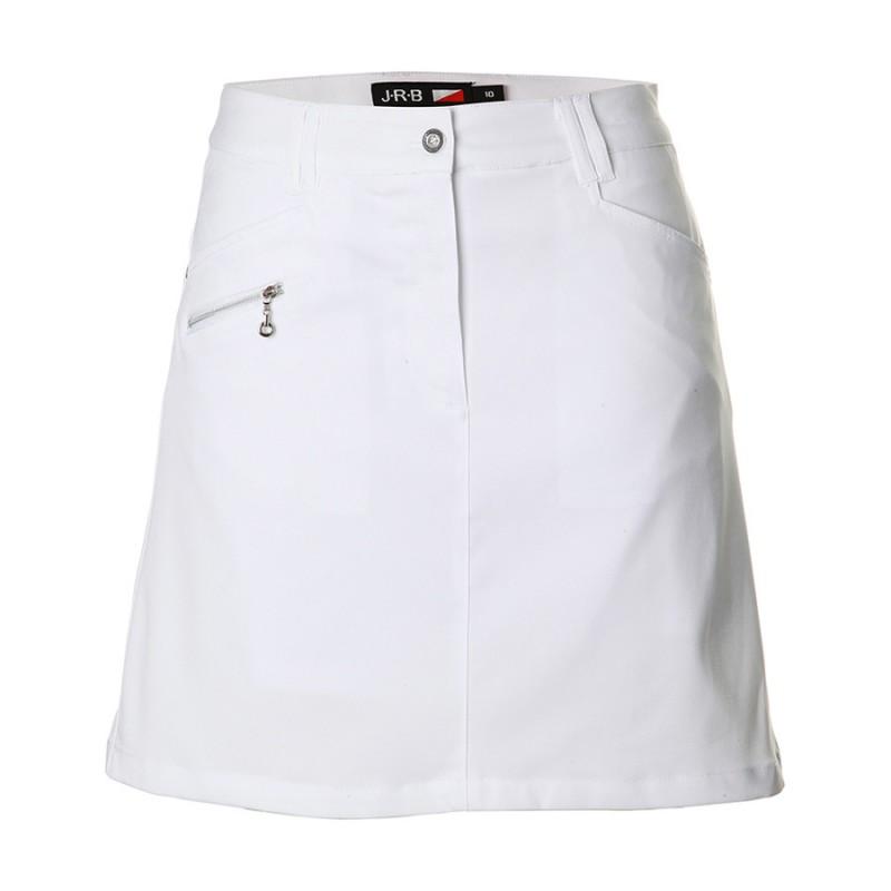 JRB Women's Golf Skort - White