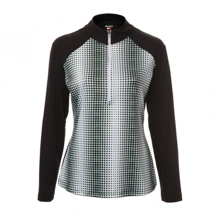 JRB Women's Golf - Spring / Summer - Midlayer - Black Spot