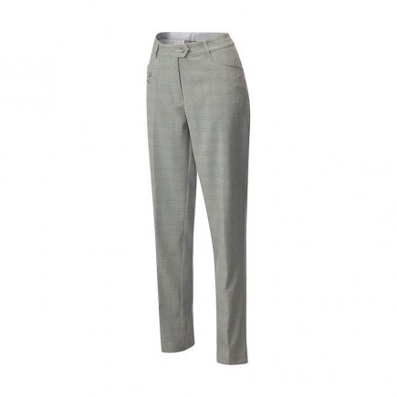 JRB Women's Golf Dry-Fit Trousers - Prince of Wales Check