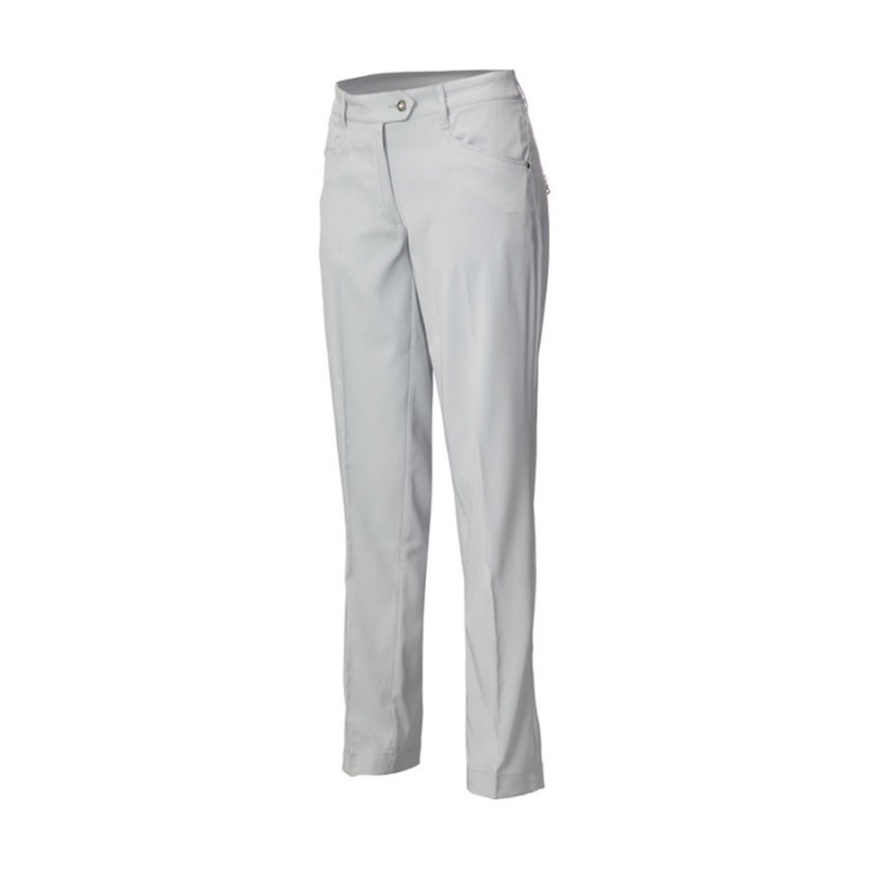 JRB Women's Golf Chino Trousers - Light Grey