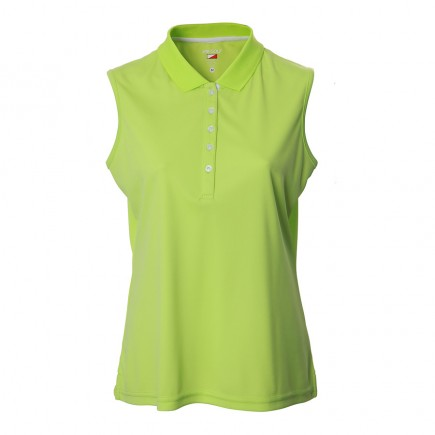 JRB Women's Golf Lime Green Fashion Shirt - Sleeved or Sleeveless